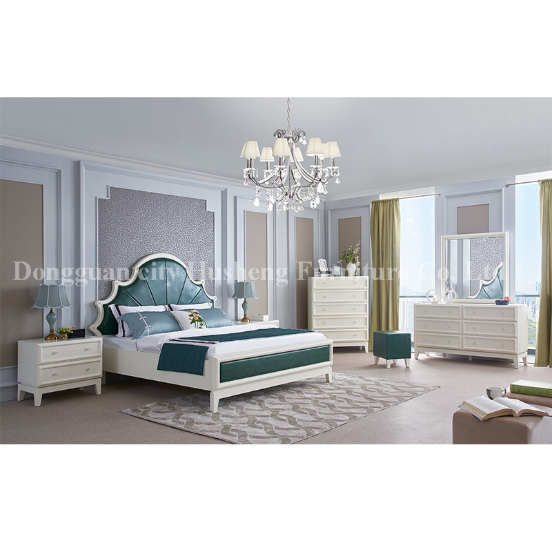 Elegant Design Modern Bed Hot Seller Made in China