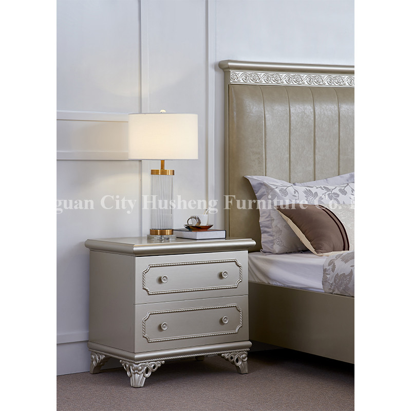 Modern Noe Classic Bedroom Furniture Set of Good Quality